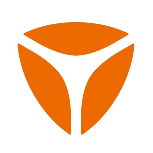 广东雅迪机车有限公司的企业标志